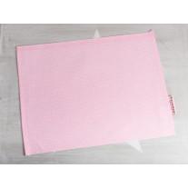 Krasilnikoff Tischset Punkte rosa