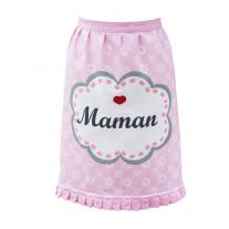 """Krasilnikoff Küchenschürze """"Maman"""""""