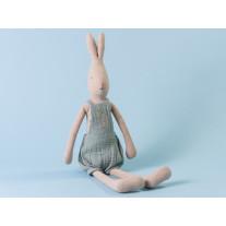 Maileg Hase Rabbit im Overall 49 cm