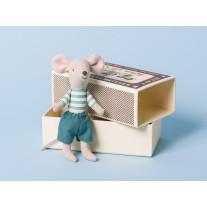 Maileg Maus Großer Bruder in Box