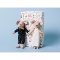 Maileg Maus Hochzeitspaar in Box