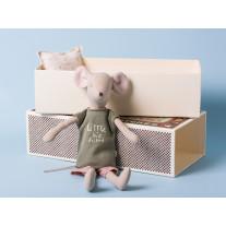 Maileg Maus in Box Medium Boy