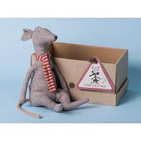 Maileg Ratte Cool Rat grau