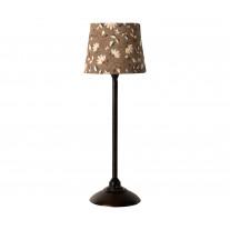 Maileg Miniatur Lampe Stehlampe Anthrazit Schwarz