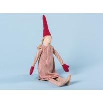Maileg Wichtel Mini Pixy in rotem Kleid