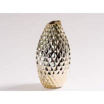 Vase Emma gold 30 cm