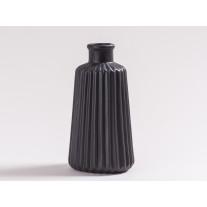 Vase Marit schwarz 17 cm