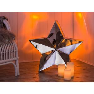Deko Stern XL Claire 56 cm Weihnachtsdeko