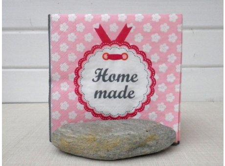 """Krasilnikoff Servietten """"Home made"""""""