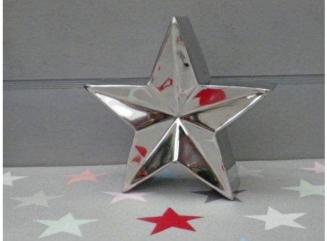 Deko Stern Claire 15 cm