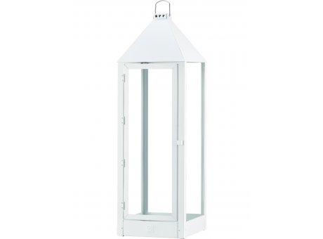 A2 Living Allwetter Laterne Mega Hightower Weiß wetterfeste Outdoor Laterne XXL Rostfrei 100 cm groß A2 Windlicht Nr 40254H