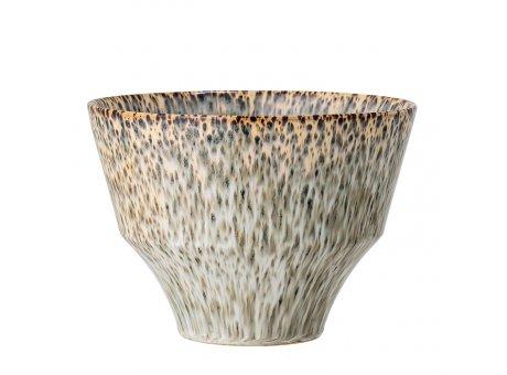 Bloomingville Blumentopf konisch 21,5 cm Keramik Übertopf Produkt Nr 82048965