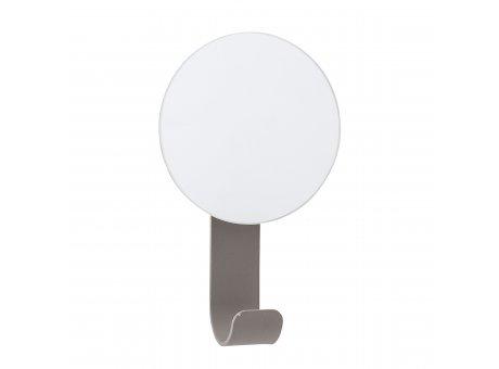 Bloomingville Spiegel Rund mit Haken Wandspiegel zum Aufhängen 7 cm Durchmesser