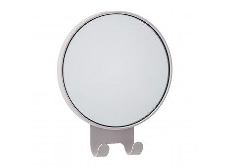 Bloomingville Spiegel Rund mit zwei Haken Wandspiegel zum Aufhängen 7 cm Durchmesser Schminkspiegel