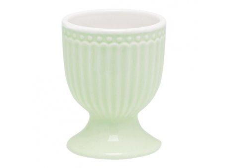 Greengate Eierbecher ALICE Hellgrün Everyday Geschirr Pale Green 40ml Grün Greengate Produkt Nr STWEGGAALI3912