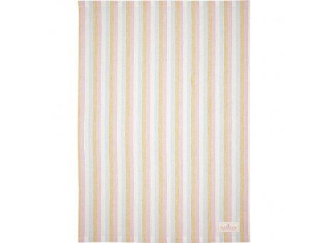Greengate Geschirrtuch CALLIE Weiss mit Streifen Baumwolle 50x70 Greengate Geschirrhandtuch Nr COTTEACAL0112