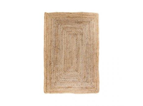 House Nordic Teppich BOMBAY Jute 60x90 cm Natur braun beige Nr. 3981160