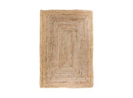 House Nordic Teppich BOMBAY Jute 65x135 cm Natur braun beige Nr. 3981161