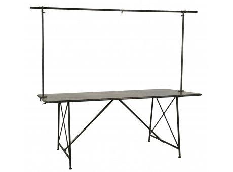 IB Laursen Displayhalter Schwarz Deko Stange für Tisch IB Laursen Model 3191-25