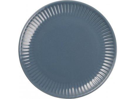 IB Laursen Frühstücksteller Mynte Cornflower Blau Dessertteller IB Laursen Geschirr Teller Model Nr 2032-09