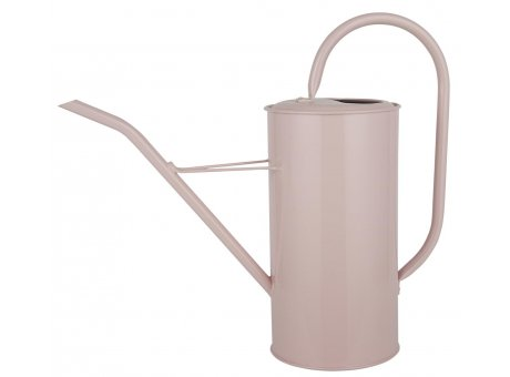 IB Laursen Gießkanne Rosa 2,7 Liter mit Griff aus Metall Ib Laursen Garten Deko Nr 4238-07