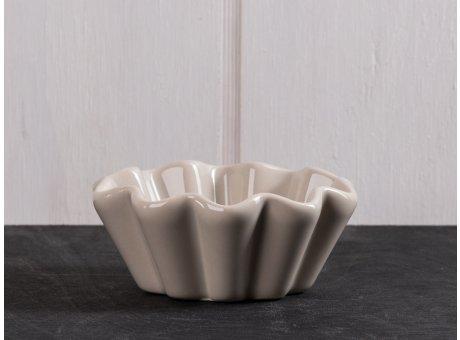 IB Laursen Muffinschale beige Mynte Keramik Kollektion Latte Backform