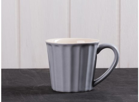 IB Laursen Mynte Becher grau French Grey Tasse