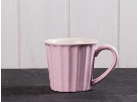 IB Laursen Mynte Becher pastell rosa English Rose Tasse