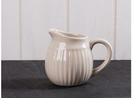 IB Laursen Mynte Sahnekännchen beige Latte Milchkännchen