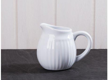 IB Laursen Mynte Sahnekännchen weiß Pure White Milchkännchen