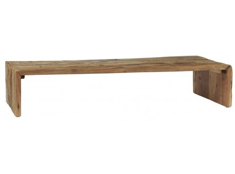 IB Laursen Podium UNIKA 73 cm Pedestal Rechteckig Holz IB Laursen Tablett Nr 2188-00