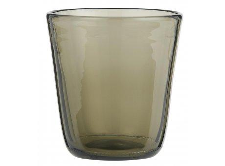 IB Laursen Trinkglas Smoke Wasserglas 180 ml spülmaschinenfest IB Laursen Glas Rauch Nr 0396-58