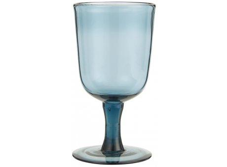 IB Laursen Weinglas Blau Rotweinglas 250 ml IB Laursen blaues Glas Nr 0398-13