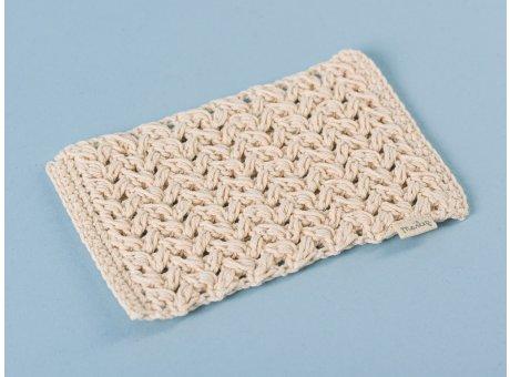 Maileg Badezimmer Matte Teppich 12,5 x 8 cm aus Baumwolle