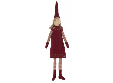 Maileg Frau Wichtel Skandinavische Mode Winterzauber Maileg Accessoires Große Puppe Pixy Nr.14-1430-01