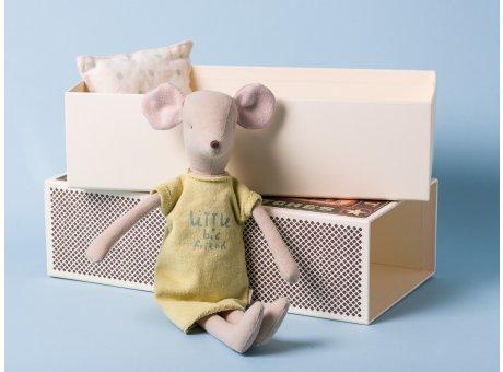 Maileg Maus Medium Girl My Little Big Friend Mädchen Maus in Box 34 cm groß