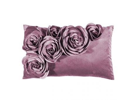 Pad Kissen Floral lila pad concept kissenhülle Blumen lilac