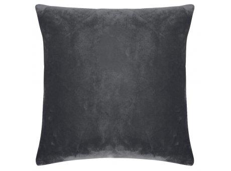 Pad Kissen Smooth schwarz Kissenhülle 50x50 cm