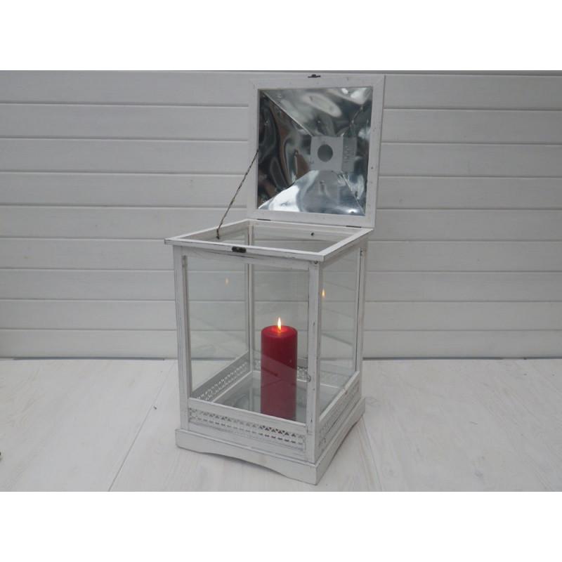 Laterne romantica 66 cm vintage gartenlaterne romantik for Deko gartenlaterne