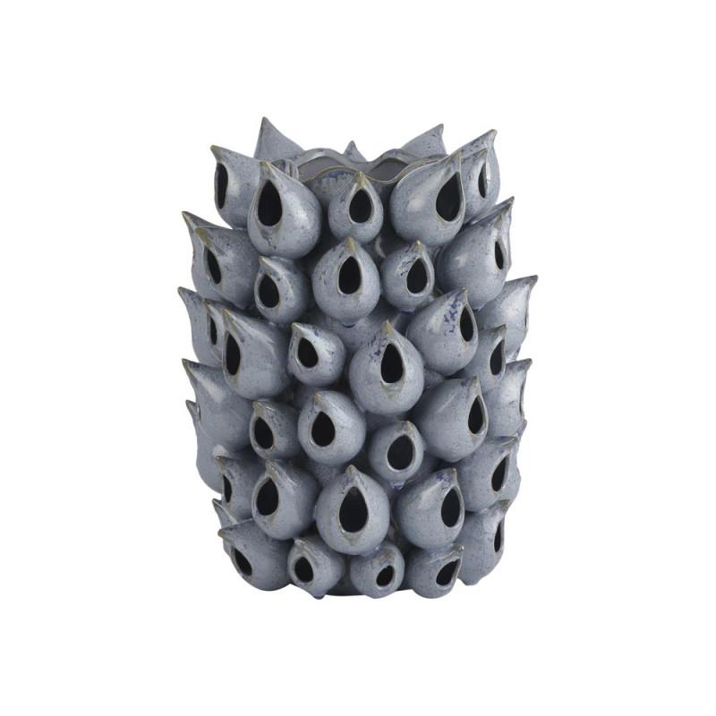 A simple Mess Vase Ryst Keramik 30 cm Unikat in Handarbeit