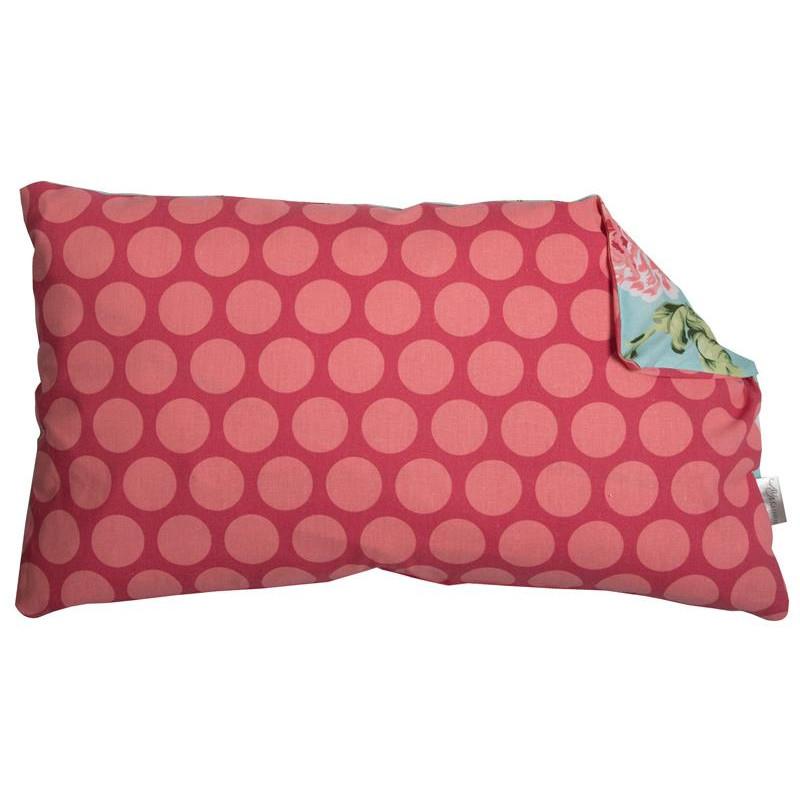 A u maison kissen pink aqua wohnhaus welten for Au maison kissen