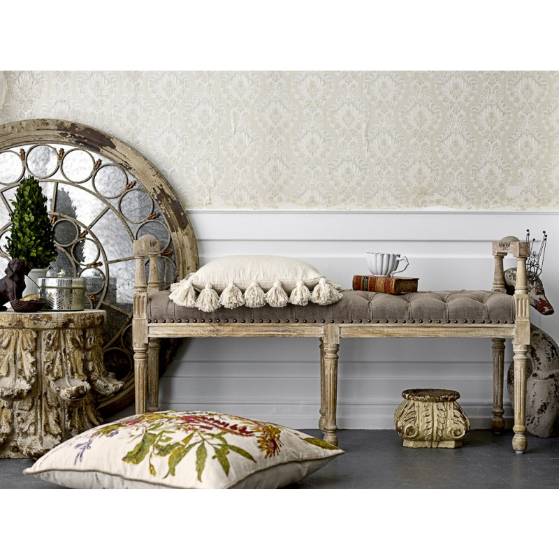 Bloomingville Bank Chateau im Vintage Design aus Bloomingville Creativ Collection Inspiration