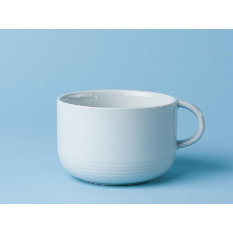 eisblaue tasse bloomingville blaue tasse hier kaufen. Black Bedroom Furniture Sets. Home Design Ideas