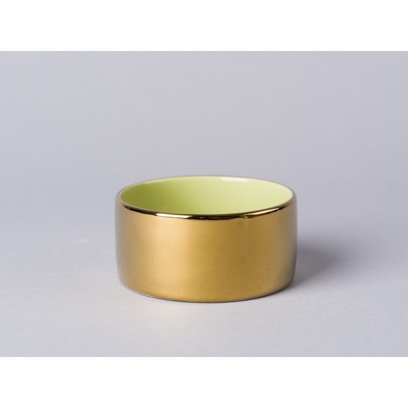 Bloomingville-Kerzenhalter-gold-grün-Votive-Windlicht