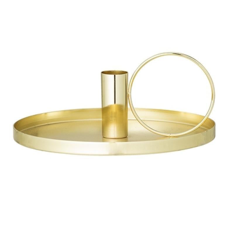 Bloomingville Kerzenhalter gold Kammerleuchte