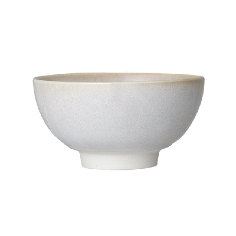 Bloomingville Schale Carrie 16,5 cm Keramik creme beige