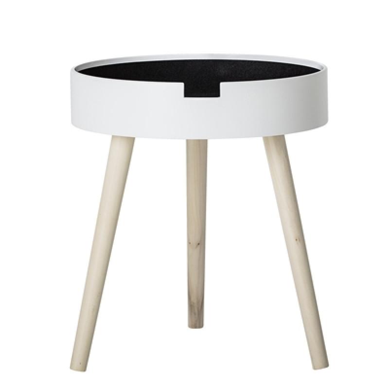 bloomingville nachttisch nachttisch wei jetzt kaufen. Black Bedroom Furniture Sets. Home Design Ideas