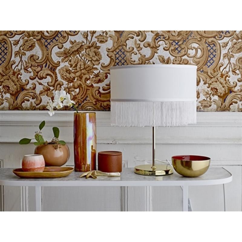 Bloomingville vase metallic vase hier online kaufen for Wohnraum deko