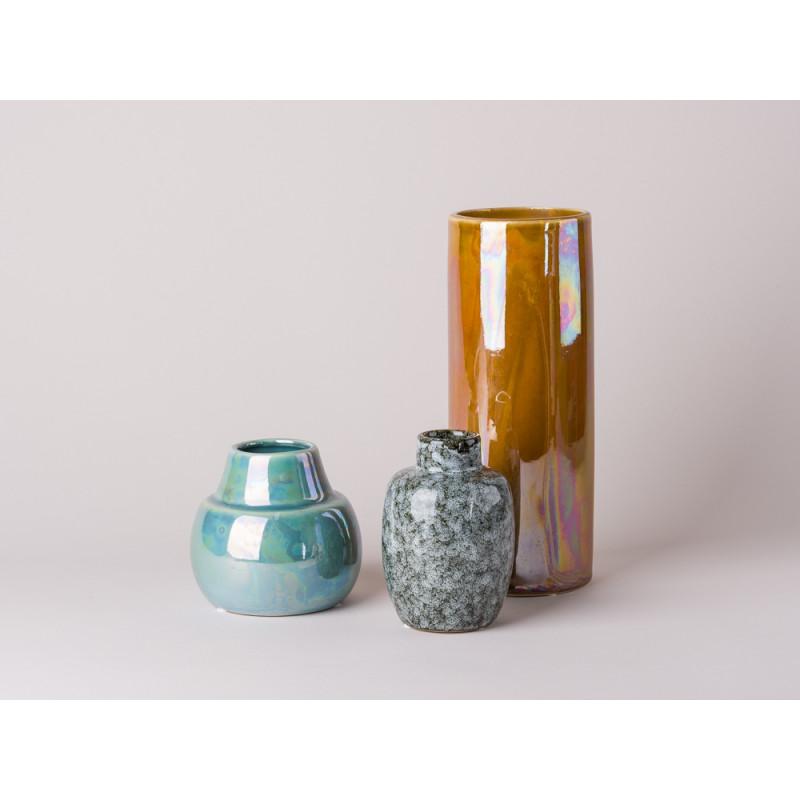 vase schwarz wei blumenvase jetzt online kaufen. Black Bedroom Furniture Sets. Home Design Ideas