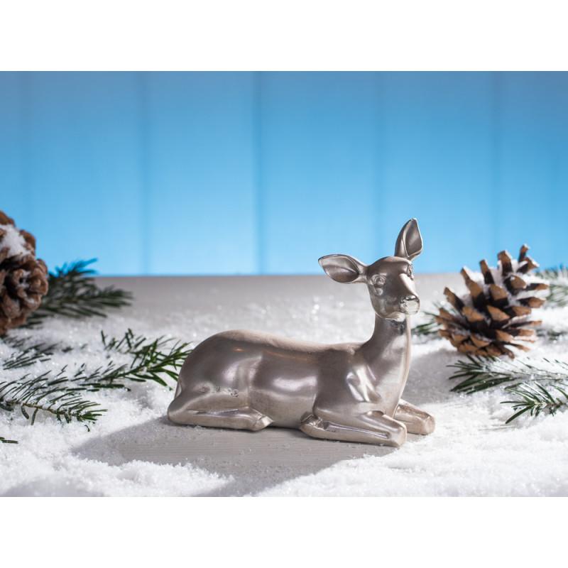 aufsteller reh weihnachtliche deko hier bestellen. Black Bedroom Furniture Sets. Home Design Ideas